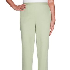 Alfred Dunner Classic Fit Proportioned Pants